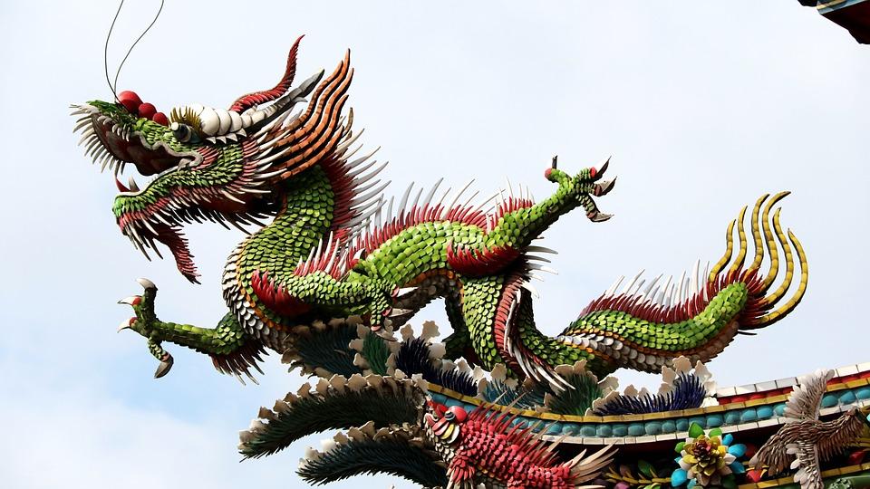 ¿Un mundo con dragones?